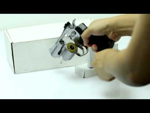 WG Full Metal Co2 Revolver 2.5 Inch Silver (708S) review.MOV