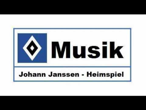 HSV Musik : # 15 » Johann Janssen – Heimspiel «