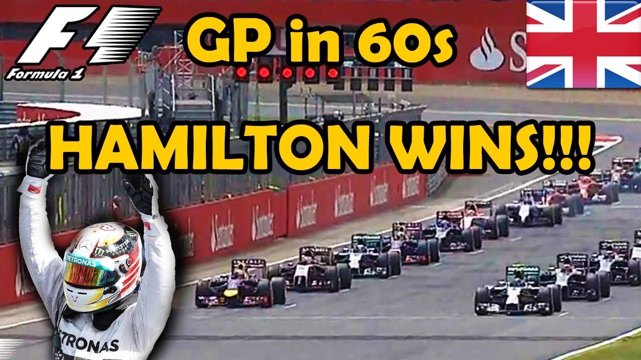 GP in 60s - F1 2014: British