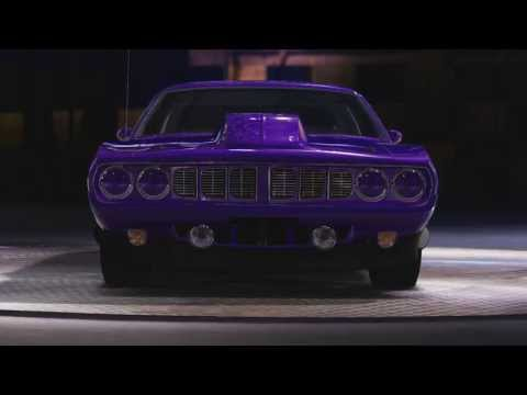 iAnthuny Forza 4 Dream Cars #1 1971 Plymouth Cuda 426 Hemi