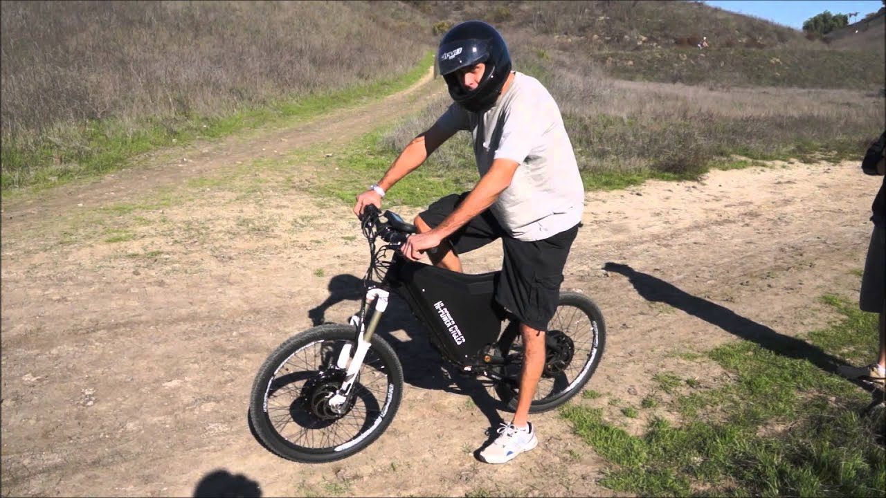 8000w 2wd 2013 hpc wolverine 8k2 electric bike youtube. Black Bedroom Furniture Sets. Home Design Ideas