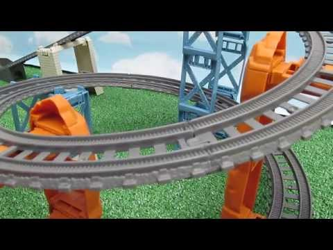 New Thomas And Friends Trackmaster Toy Train Review 2014 - 7
