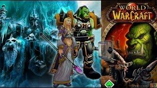 Que Paso Despues de Warcraft 3? Los 4 años entre The Frozen Throne y World of Warcraft
