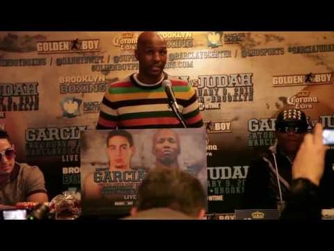 Road To Greatness Zab Judah vs Danny Garcia, Part 1 of 2 [Prince Malik Records Submitted]