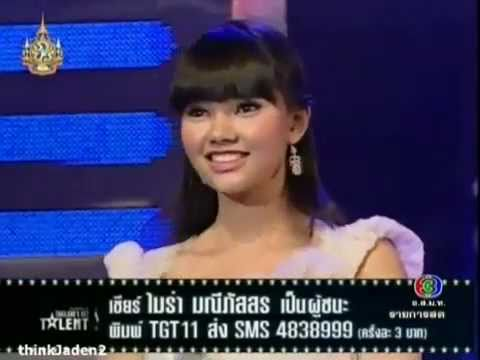 Winner Of Thailand's Got Talent 2011 (Myra) Music Videos