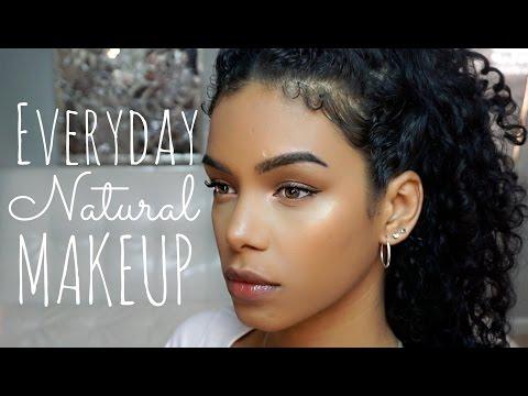 Everyday Natural Makeup (Under 10 Min)