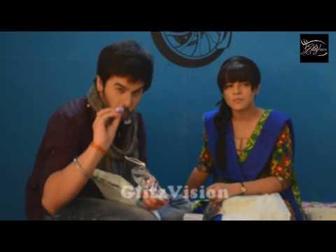 Manish Goplani & Jigyasa Singh's gift segment PART 1   Thapki Pyar Ki