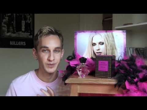 Perfume Review: Avril Lavigne Black Star Video
