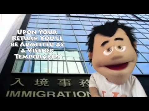 What Happens in the Hong Kong Visa Twilight Zone?