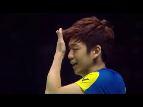 Bonny China Masters 2016 | Badminton F M5-MD | Lee/Yoo vs Kim/Kim