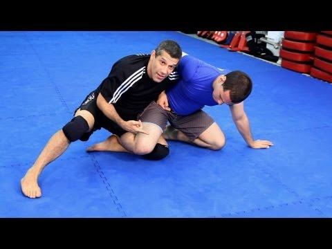 Half Guard Sweeps | MMA Fighting Techniques Image 1