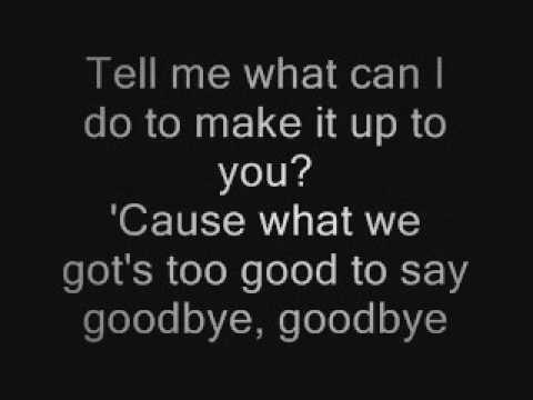 Good songs to say goodbye
