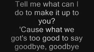 Download Lagu Bruno Mars - Too Good To Say Goodbye Lyrics Gratis STAFABAND