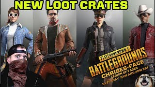 Pubg ||  NEW CRATES and Ping Based Matchmaking This Week || Crate Opening and Chicken Eating