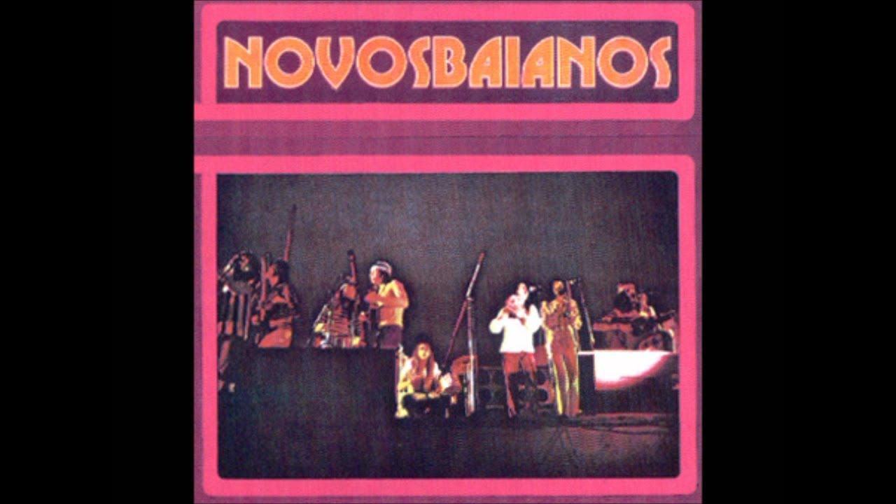 Novos baianos 1974 225 lbum youtube