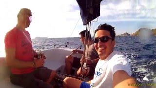 Sailing at Bodrum | Bodrum da yelken...