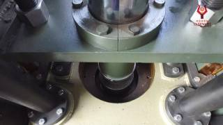 Hydraulic Double Action Deep Draw Press