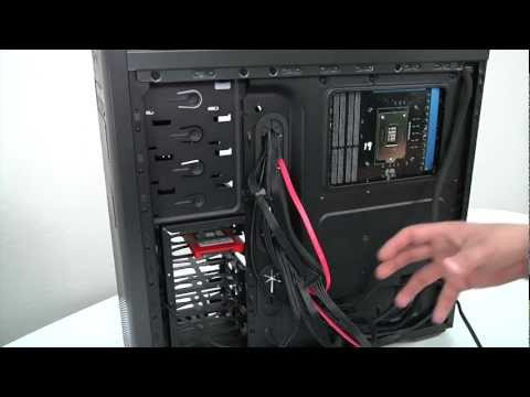 ASUS How-To - Cable Management