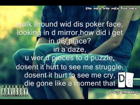 Rohan The Legend Rapper  - Luv the Way u lie ( hindi rap Song...