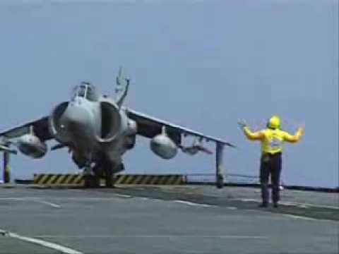 Harrier Jump Jet - AV-8B Harrier II