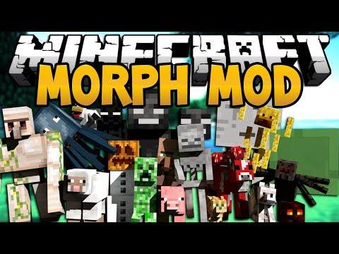 Minecraft Mod Showcase Morph