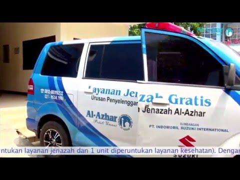 Profil Layanan Jenazah Gratis Al Azhar Peduli Ummat