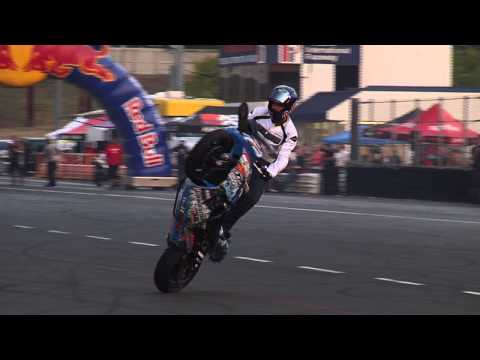 XDL PDX 2012 BONUS CLIP Aaron Colton Crash