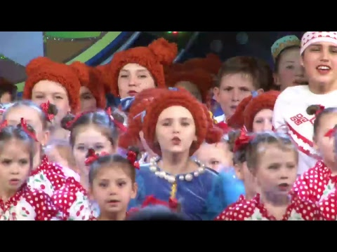 Созвездие-Йолдызлык Чистополь 15.03.18 Гала-концерт