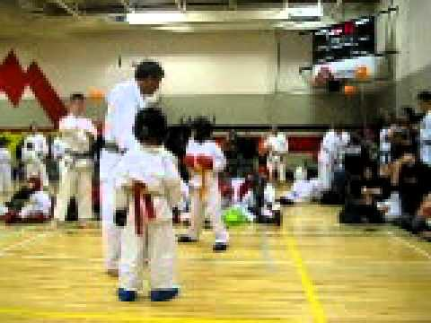 Chito-Ryu Karate-do Canada Nicolas Linares (7 years old) Image 1