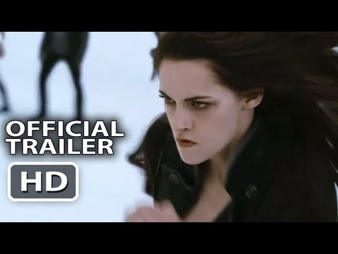 Twilight Breaking Dawn Part 2 Official Trailer video