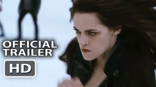 Twilight Breaking Dawn Part 2 Official Trailer
