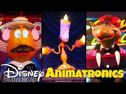 Top 10 Must See Animatronics at Walt Disney World Part 2!