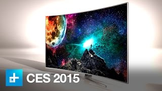 It's not UHD, it's SUHD: Samsung kicks 4K TV up a notch with new lineup for 2015 - CES 2015