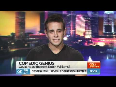 Interview With Australia's Weekend Sunrise - Craigery Morgan
