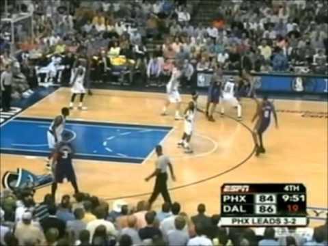 Steve Nash (39/12/9) vs Mavericks [Game 6] '05