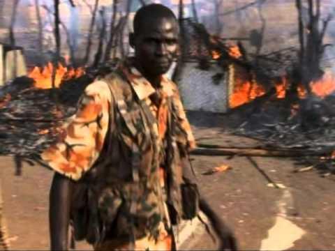 Sudan vs. South Sudan Conflict