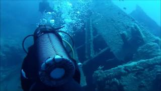 KAŞ DIVING JULY 2017
