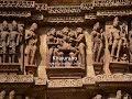 Kamasutra Temples Of Khajuraho   Madhya Pradesh  