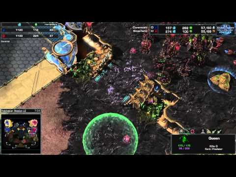 WCS America CL Day 1 Scarlett vs Cowman Game 1