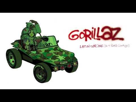 Gorillaz - Latin Simone Que Pasa Contigo