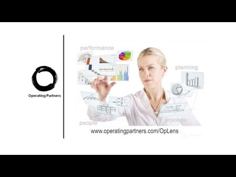 The Operating Lens PE Analytics)