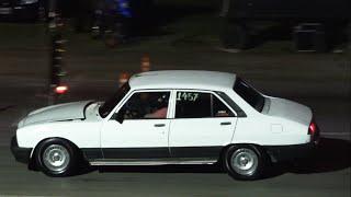 Peugeot 504 vs Toyota Corolla - ¡¡¡ El Leon aun Ruge !!!