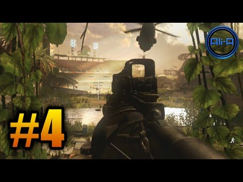 "Call of Duty: Ghosts Walkthrough (Part 4) – Campaign Mission 4 ""STRUCK DOWN"" (COD Ghost)"
