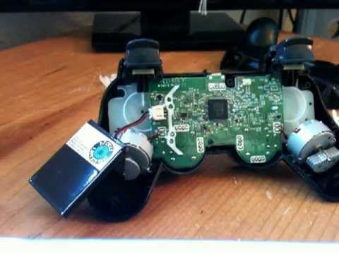 How To Custom Paint Ps3 Controller Part 1