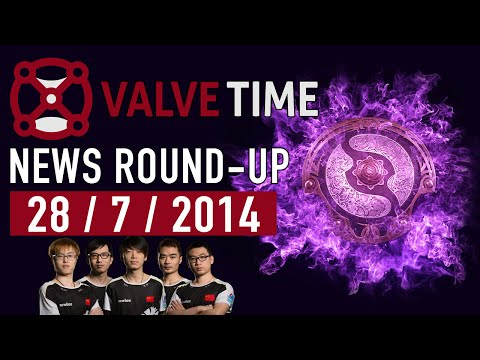 28th July 2014  NewBee Wins TI4  ValveTime News RoundUp