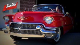 1956 Cadillac Eldorado Convertible 365 V8 Dual 4 BBL