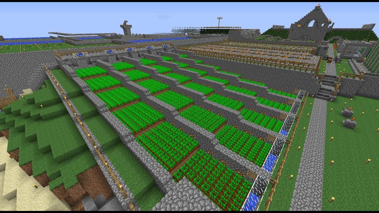 Как сделать механическую ферму
