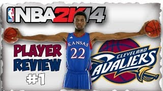 Andrew Wiggins #1 Overall Pick Player Review! - NBA 2K14 Next Gen Draft Class