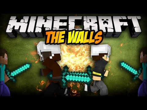 Minecraft: MULTI ODDAJ ŻELAZO! - The Walls w/ MultiGameplayGuy