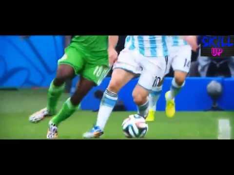 Messi skills world cup 2014